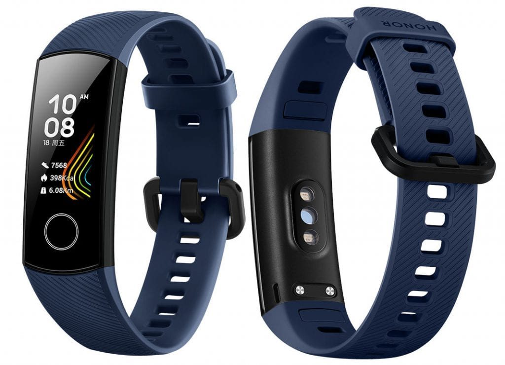 Best Fitness Band in August 2019 (Honor Band 4 vs Mi Band 4