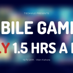 Government Restricts Mobile Gaming to 1.5 hours a Day