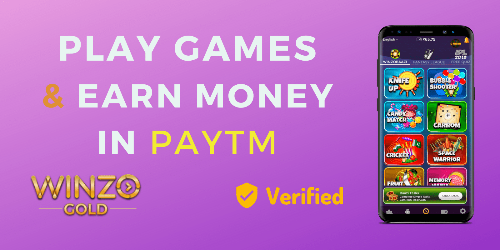 Earn Money Playing Mobile Games Online 100 Working Techvile