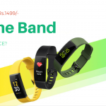 RealMe Band for ₹1499 same as other Fitness Bands?