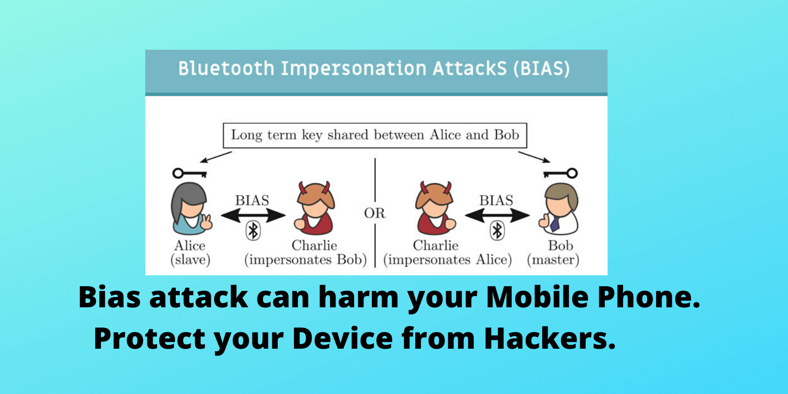 Bias Bluetooth Attack
