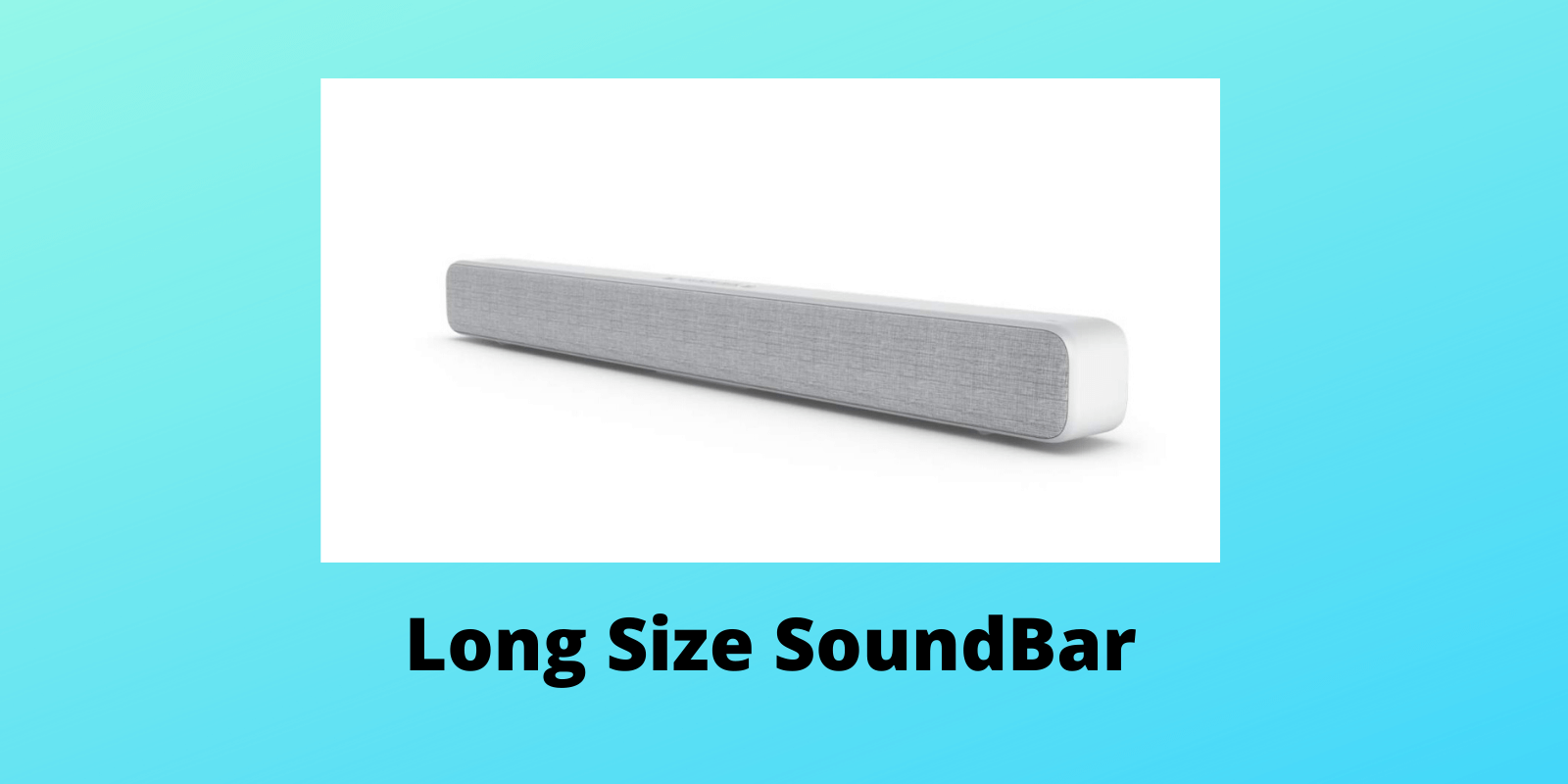 xiaomi mi tv soundbar review
